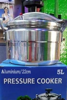 Original Stainless 5l Pressure Cooker image 1