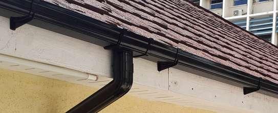 Regency PVC Rainwater Gutter image 1