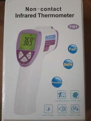 Non-contact infrared Thermometer image 2