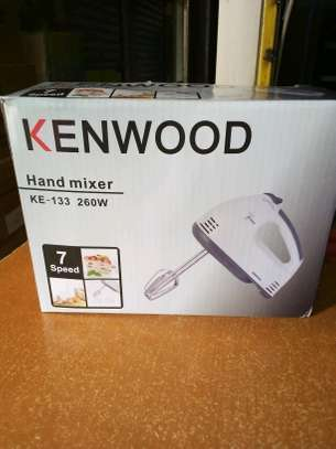 Kenwood handmixer with bowl
