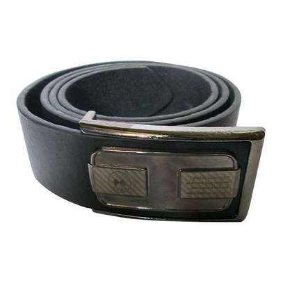 Stylish leather belt image 1