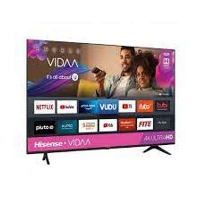 Hisense 50 Inch 4K Smart TV image 1