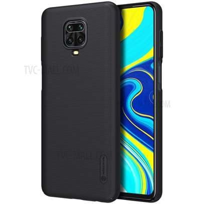 NILLKIN Super Frosted Shield Back Cover For Xiaomi Redmi Note 9 Note 9S Note 9 Pro image 1