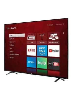TCL 55-Inch UHD Smart LED TV 55P617 image 1
