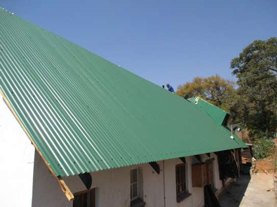 Affordable low cost roofing roof repair services /Best Roof Repair & Maintenance Specialists in Nairobi image 2