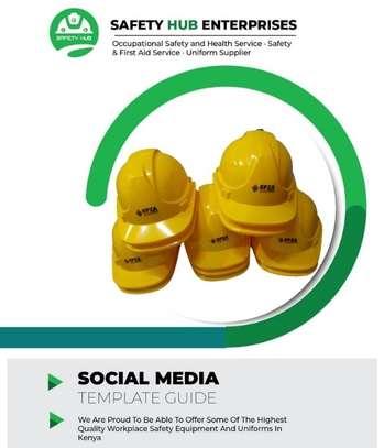 Safety helmets- EN 397 image 1