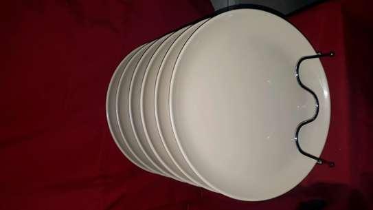 12pc Melamine plates/melamine plate image 2