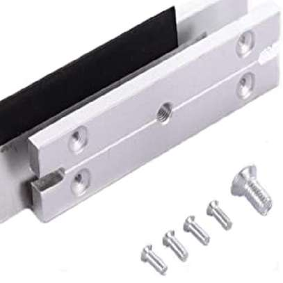 magnetic lock and bracket image 1