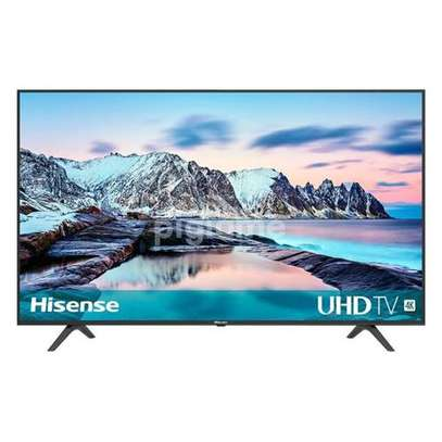 "Boxed-Hisense 43"" 4K Framless HDR Ultra UHD Smart TV image 1"