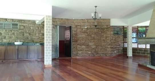 RENTED 3 bedroom property  House us located in Kitisuru image 4