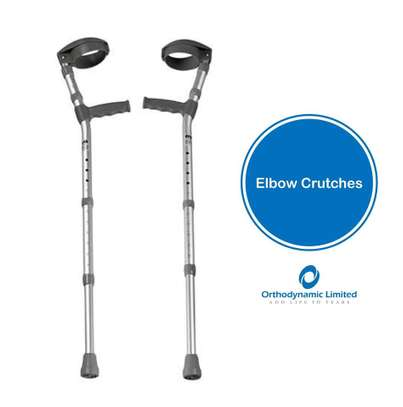 Elbow crutches (a pair) image 1