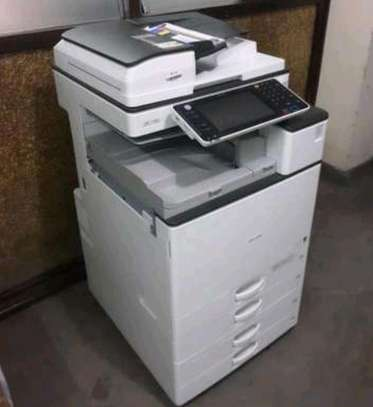 Unbeatable offers on ricoh aficio mpc2003 colored photocopier