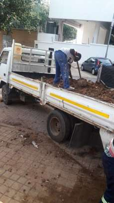 RUBBLE REMOVAL, DEMOLITIONS, TREE FELLING AND FILLINGS image 3