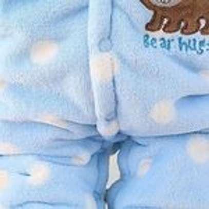 Warm Baby Rompers 0-12 Months image 2