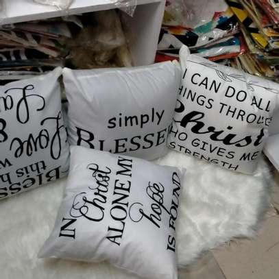 Decorative Pillow Covers image 6