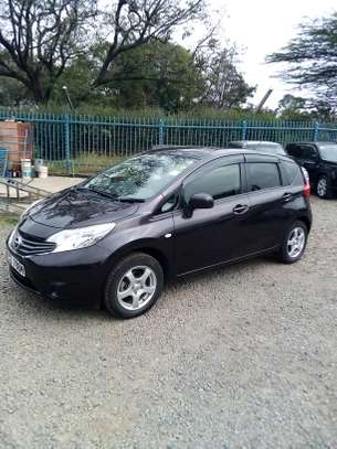 Nissan note 2013 Purple image 7