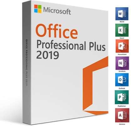 Microsoft Office 2019 Pro Plus Key image 1
