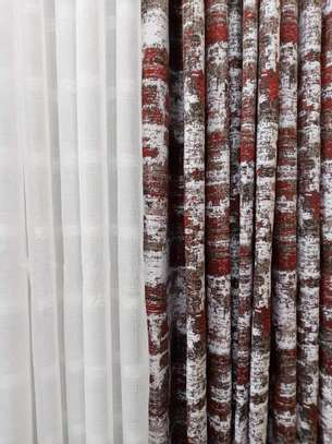 Decorated curtains image 8