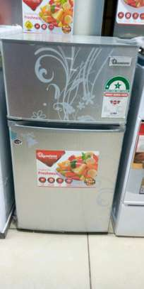 Ramtoms Fridge 2doors 90ltrs