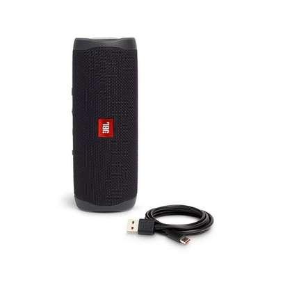 Jbl Portable Bluetooth Speaker Flip 5 Black image 3