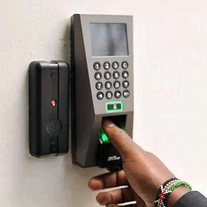 Biometric access control & Time Attendance installions image 3