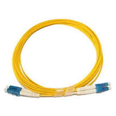 Fibre patch cord image 1