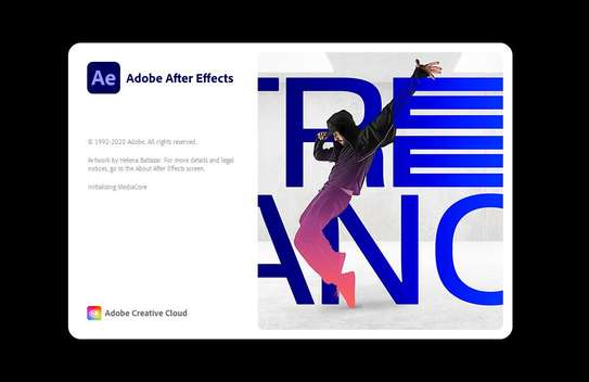 Adobe After Effects Cc 2021 + Lifetime License Activation image 2