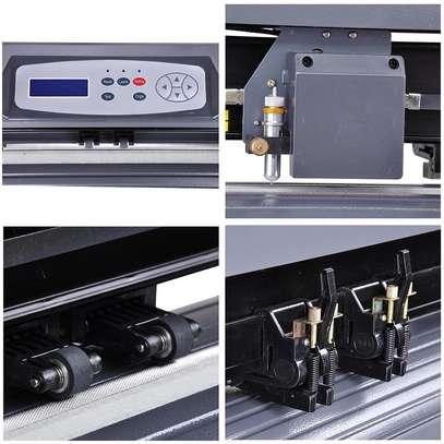 Vinyl Cutter Sign Sticker Cutting Plotter Machine 2ft image 1