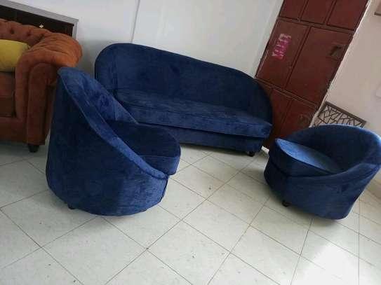 3-1-1 sofa design /classy sofa ideas for sale in Nairobi Kenya. image 1