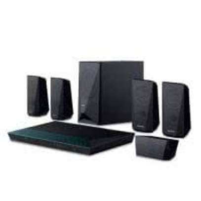 Sony E 3100 blue ray home theater image 1