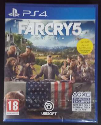 Far Cry 5 PS4 image 1