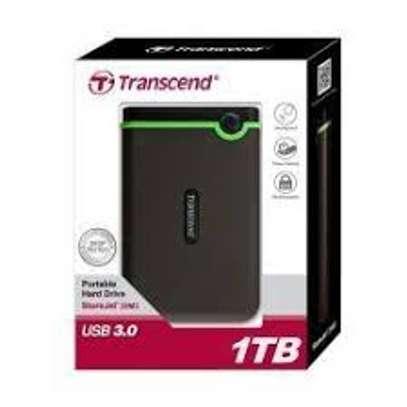 1TB transcend hard drive image 1