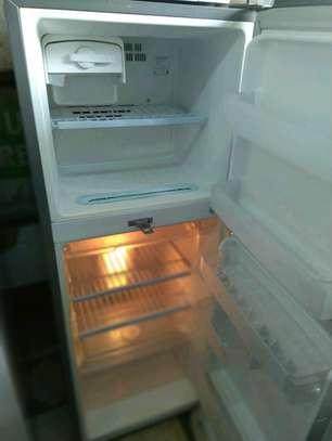Lg double door fridge used on sale image 2