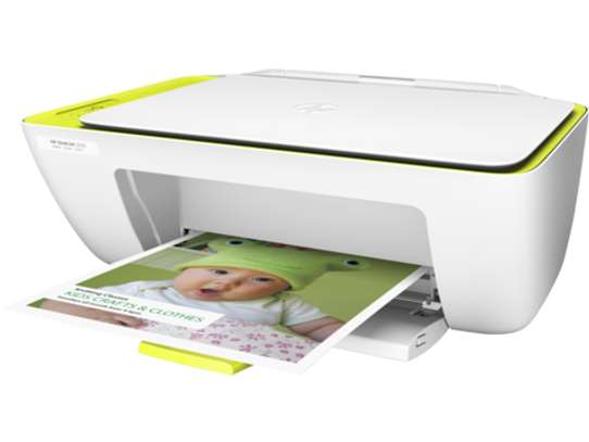 HP DeskJet 2130 All-in-One Printerb image 1