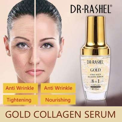 Dr-Rashel New Gold Collagen Elastin Serum