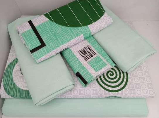 Classy Cotton Bed sheets(6pcs) image 12