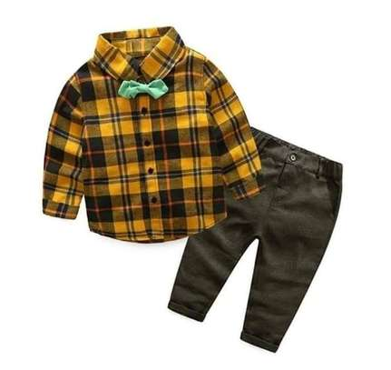 2pc Boy  Outfit - 5 - 6 Years