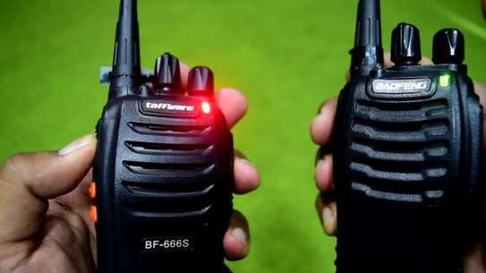 BaoFeng BF-888S Walkie Talkie 2pcs in One Box image 4