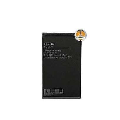 Tecno Y2 Battery BL-28AT - Black image 1