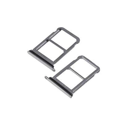 Replacement Dual/Single SIM Tray SD Card Reader for Huawei P20 P20 Pro P20 Lite image 4