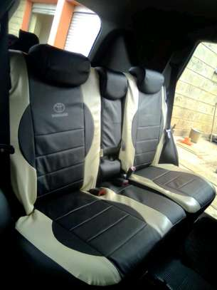 Quick fix car seat covers
