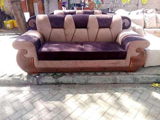 Stylish Modern Quality Ready Made 7 Seater Sofa image 1