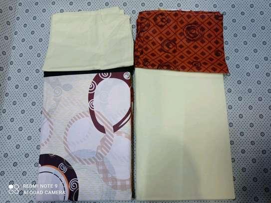 Cotton mix match Bedsheets image 3