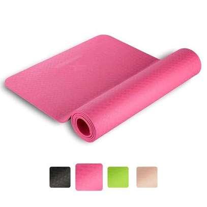 Yoga exercise mats image 2