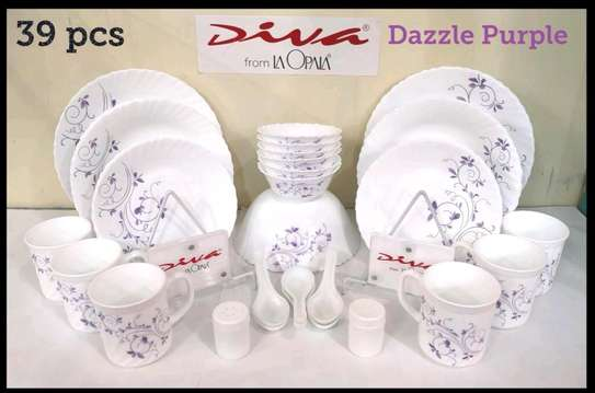Dinner Set/Diva Dinner Set/38pc Dinner Set image 6