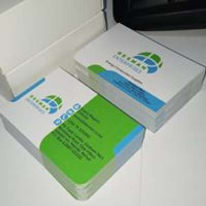 BUSINESS CARD DESIGNING & PRINTING image 2