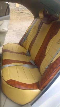 Mitsubishi Car Seat Covers image 4