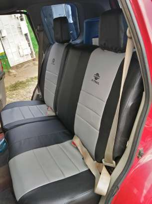 Puffy car seat covers image 7