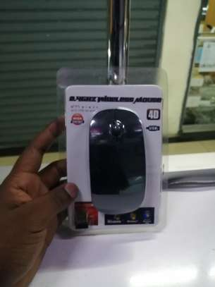 4D Wireless mouse image 1