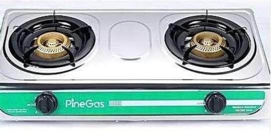 Pine gas 2 burner cooker image 1